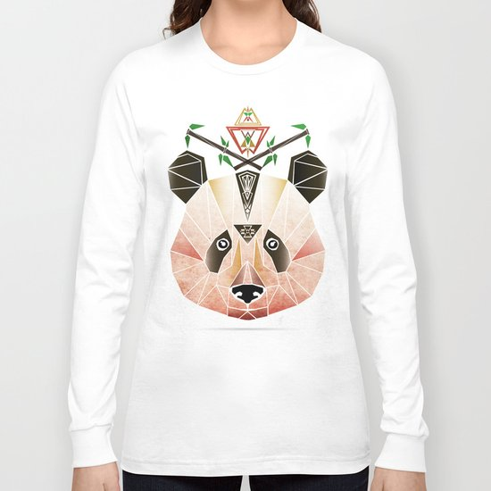 panda! Long Sleeve T-shirt