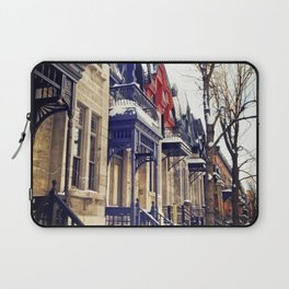 rue Laval -  Montreal Laptop Sleeve