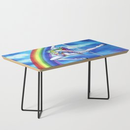 Pole Creatures: Unicorn Coffee Table