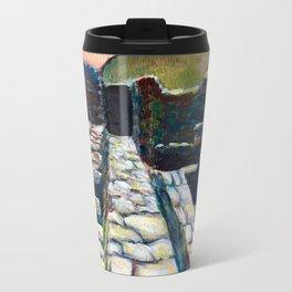 Delos Island, Greece Travel Mug