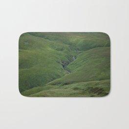 Green Carpet Bath Mat