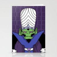 jojo Stationery Cards featuring MoJo JoJo  by Twisted Dredz