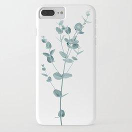 Minimal Eucalyptus iPhone Case