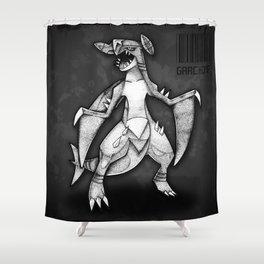 Garchomp Shower Curtain