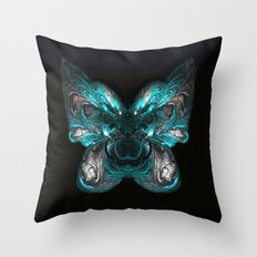 Butterfly#4 Throw Pillow