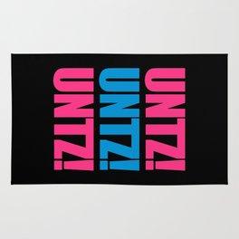 Untz Rave Quote Rug