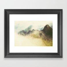 Bolivia/Peru Collaboration with Matt Shelley (Part two)  Framed Art Print