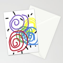 Children Flashback Stationery Cards