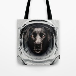 Pluto Astro Dog Tote Bag