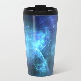 Cosmic Spider Web Travel Mug