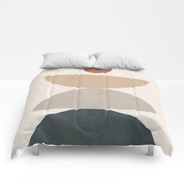 Minimal Shapes No.33 Comforters