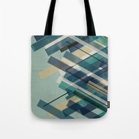 chaos Tote Bags featuring chaos by Kakel