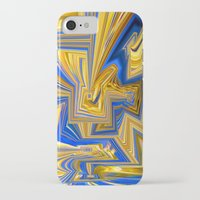 alchemy iPhone & iPod Cases featuring Attempted Alchemy by David  Gough