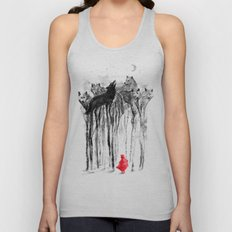 Into The Woods Unisex Tank Top