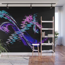 Electrical Wall Mural