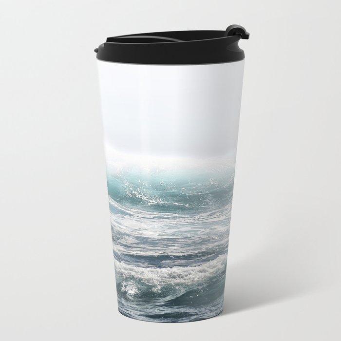BIG SPLASH HAWAII Metal Travel Mug