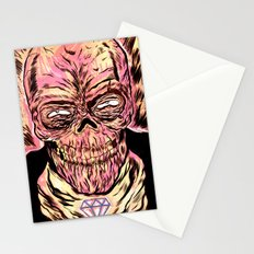 Señor Muerte Stationery Cards