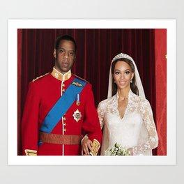 American Royals Art Print