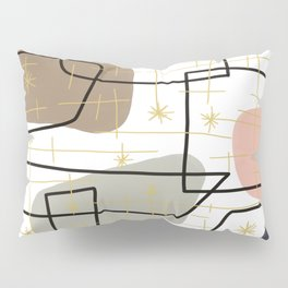 Mid Mod Mash Pillow Sham