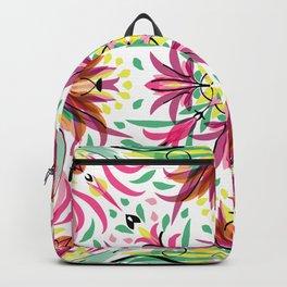 Abstract Garden 2 Backpack