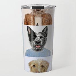 Dogs Travel Mug