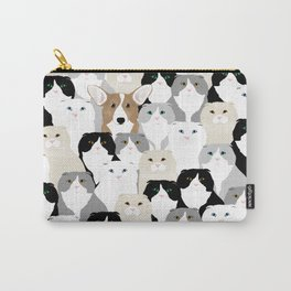 Cats and Dog Carry-All Pouch