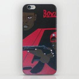 Ricky's Fate!!!! iPhone Skin
