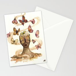 Bravery and Courage Stationery Cards