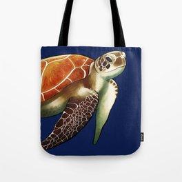 Return to Sea Tote Bag