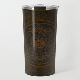 Circular Connections Copper Travel Mug