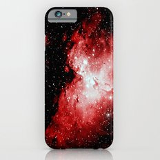 Red galaXY. Space Slim Case iPhone 6s