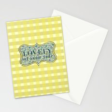 Lovely At Your Side Stationery Cards