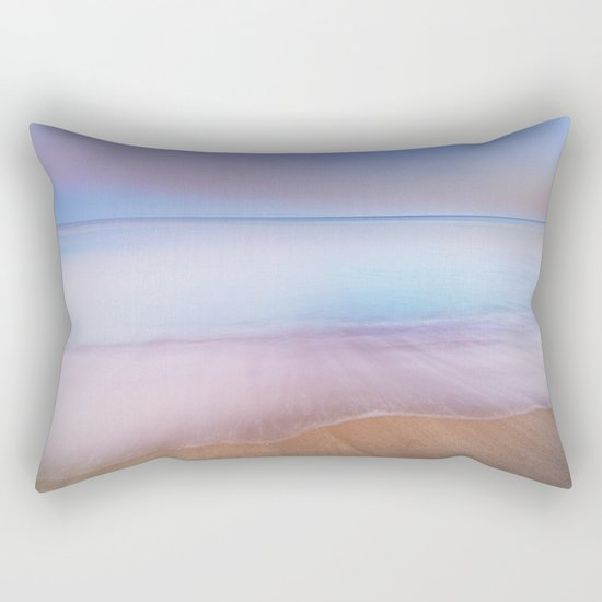 """Paradise beach"" Rectangular Pillow"