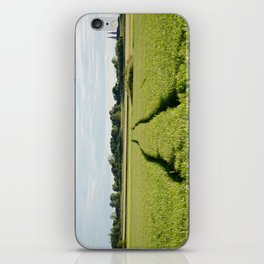 Midsummer Field iPhone Skin