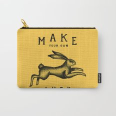 MAKE YOUR OWN LUCK Carry-All Pouch