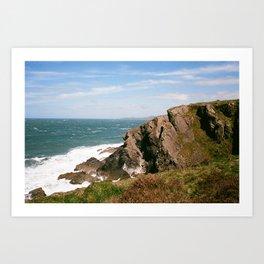 Pembrokeshire Coast VI Art Print