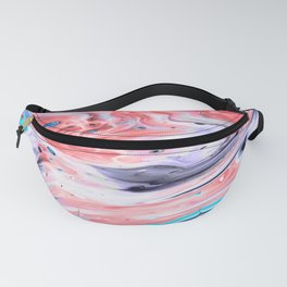 Marble Frosting Fanny Pack