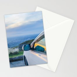 Reflections of a Sunset Stationery Cards