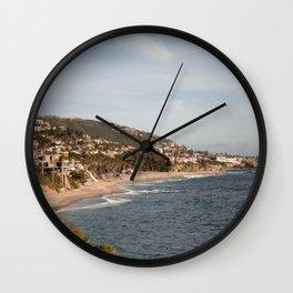 Laguna Coast Wall Clock