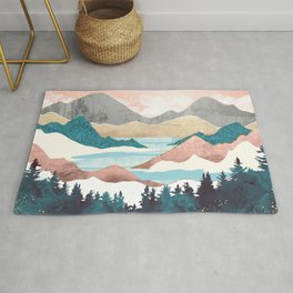 Lake Sunrise Rug