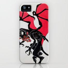 Jersey Devil iPhone Case