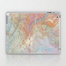 Marble Art V10 #society6 Laptop & iPad Skin