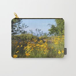 Lake Superior Flowers Carry-All Pouch
