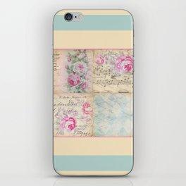 Shabby Chic 2 iPhone Skin