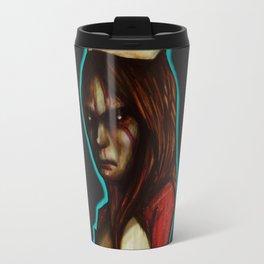 Sad Lisa Travel Mug