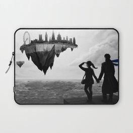 Sherlolly - Floating World Laptop Sleeve