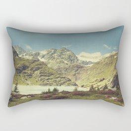 Take me to the mountains Rectangular Pillow