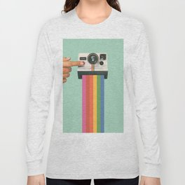 Take a Picture. It Lasts Longer. Long Sleeve T-shirt