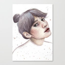 Violeta Canvas Print