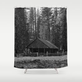 Wawona Shower Curtain